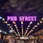 カンボジア・シェムリアップ|パブストリート