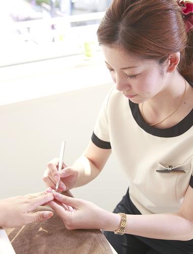 GRACE nail&eyelash salon代表