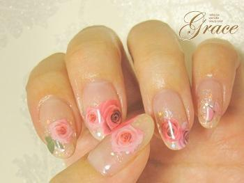 Grace【グレース】神戸 Nail&EyeSpecialistBeautySalon -nail